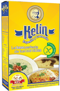 Kelin, rice flour
