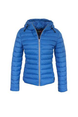 Jacket women blue Nooca
