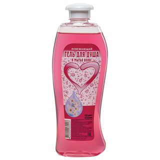 Shower and Hair Wash Gel 420 ml,