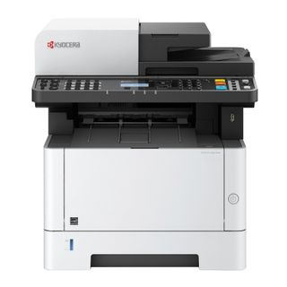 MFP laser KYOCERA M2640idw (printer, scanner, copier, fax), A4, 40 ppm, 50,000 pages / month, ADF, DUPLEX, Wi-Fi, network card
