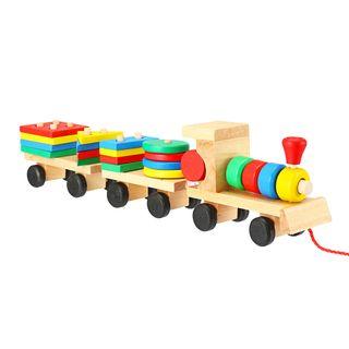 """Toy wooden """"Steam"""""""