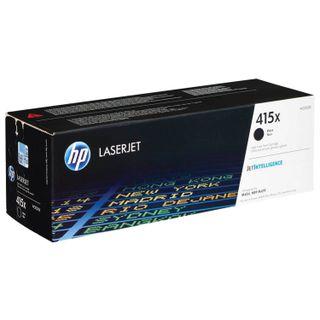 HP Color LaserJet M454dn / M479dw Black Toner Cartridge (W2030X), Yield 7,500 Original