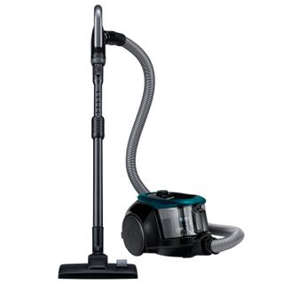 SAMSUNG vacuum cleaner VC18M21C0VN/EV, with the container