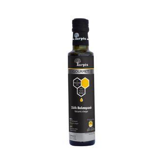 Balsamic vinegar with thyme honey