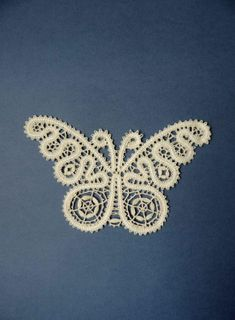 "Lace decor ""Butterfly"" by Humala E.Ya."