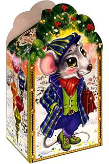 Gift of Mr. and Mrs. Mouse