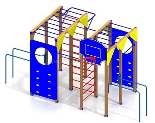Children's sports complex SK-09