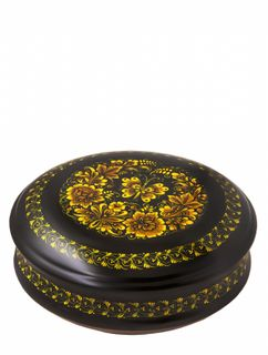 Box with miniature painting 60х130 mm
