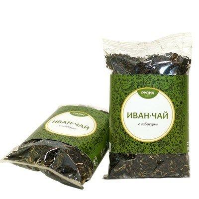 "Ivan-tea ""RUSICH"", leaf with thyme 100 g"