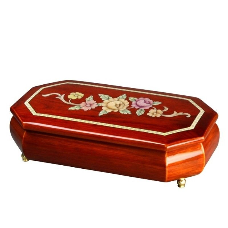 "Packaging Casket ""Lucky"" for Jewelry"" musical capacity 300g."