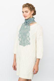 "Lace scarf ""Cashmere soft"", Madame Cruje"