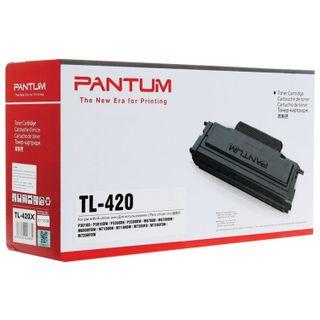 PANTUM Toner Cartridge (TL-420X) P3010 / P3300 / M6700 / M6800 / M7100 Yield 6000 Pages Original