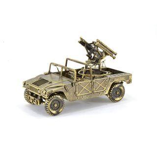 Model SAM stinger based SUV HMMWV(Hummer)