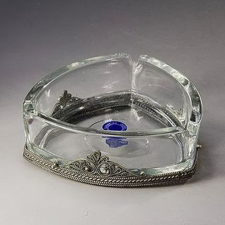 Kazakovskaya Filigree / Ashtray