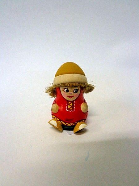 Tver souvenirs / Fat man doll