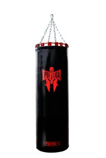 """Professional boxing bag of """"PREMIUM"""" class from boat cloth (130 cm / 65-70 kg)"""