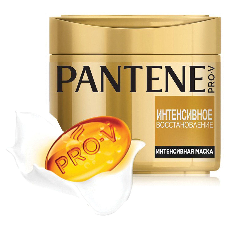 "Hair Mask 300 ml PANTENE ""Intensive Recovery"""