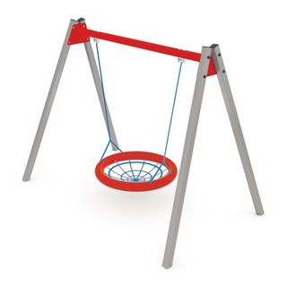 "Swing ""Nest"" F 603 - children's play swings for outdoor areas"