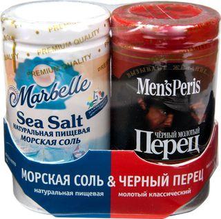 "Set ""Sea salt and black pepper"" 115 g"