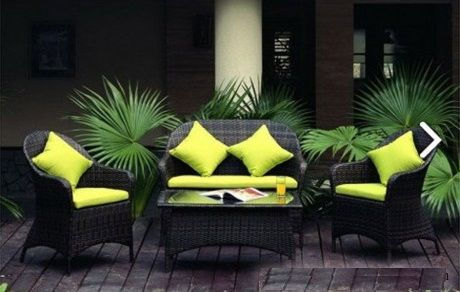 A set of rattan funiture - SF06