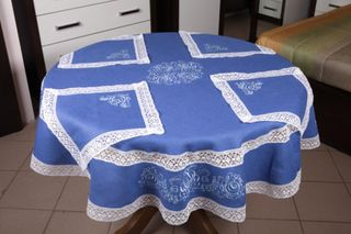Tablecloth Gzhel
