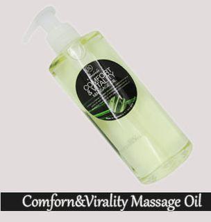 Comfort & vitality massage oil