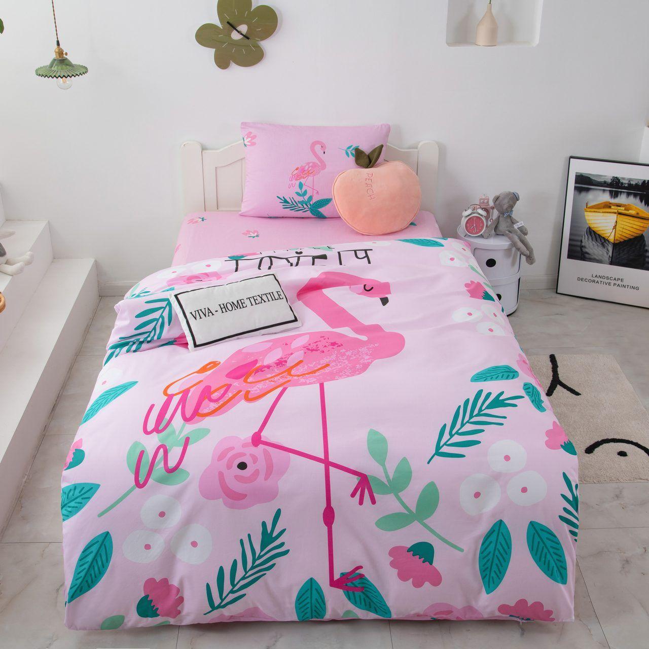 Sitrade / Sateen Bedding Set Children CD032, 1.5 sleeping pillowcase 50-70