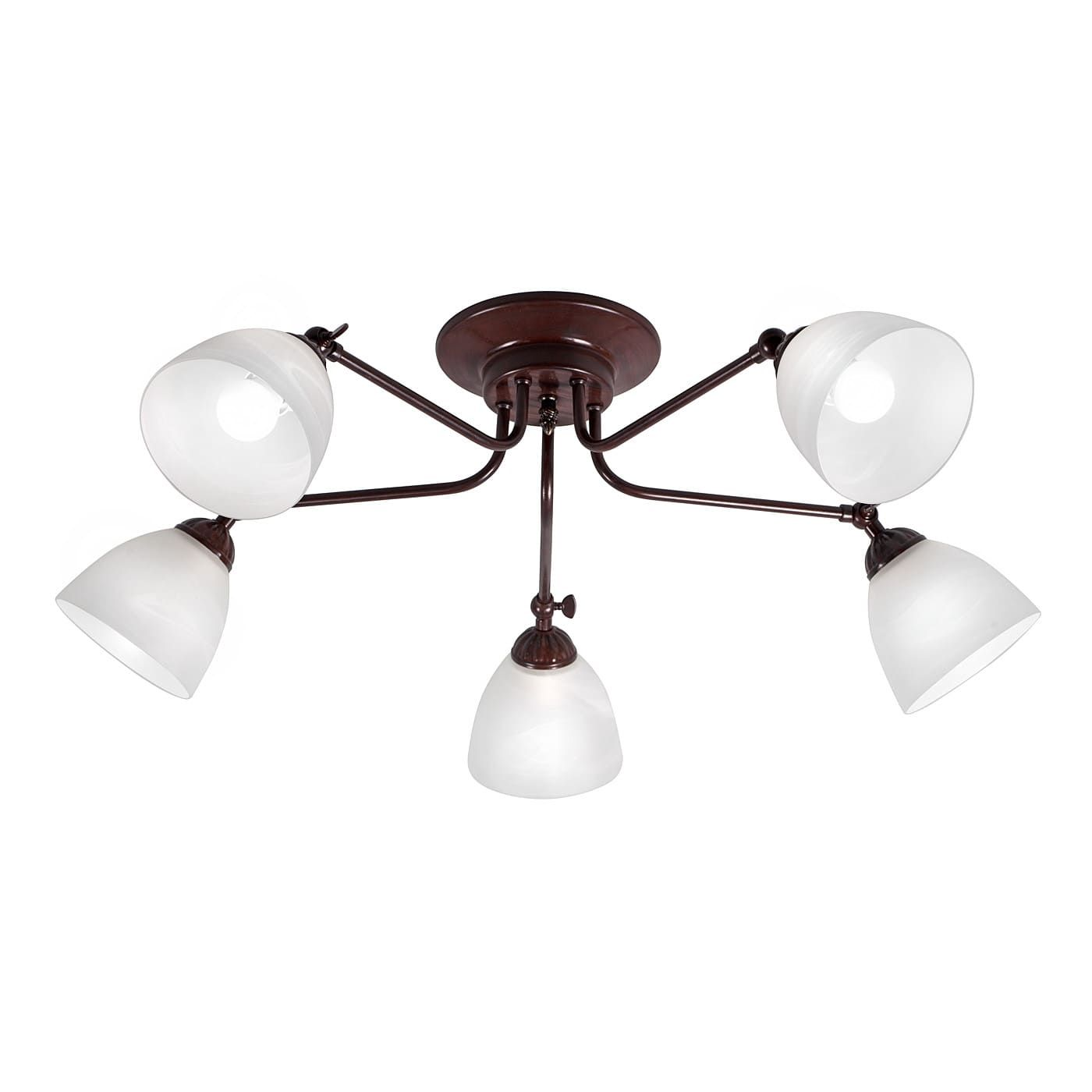 PETRASVET / Ceiling chandelier S2197-5, 5xE27 max. 60W