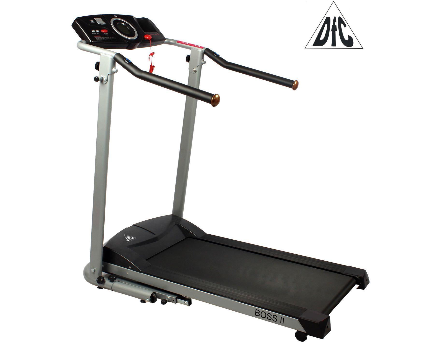 Dryada-sport / Treadmill DFC BOSS II T-B2 for rehabilitation