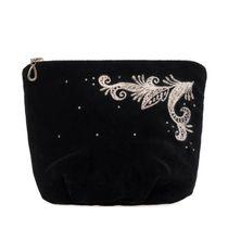 Velvet cosmetic bag 'Inspiration'