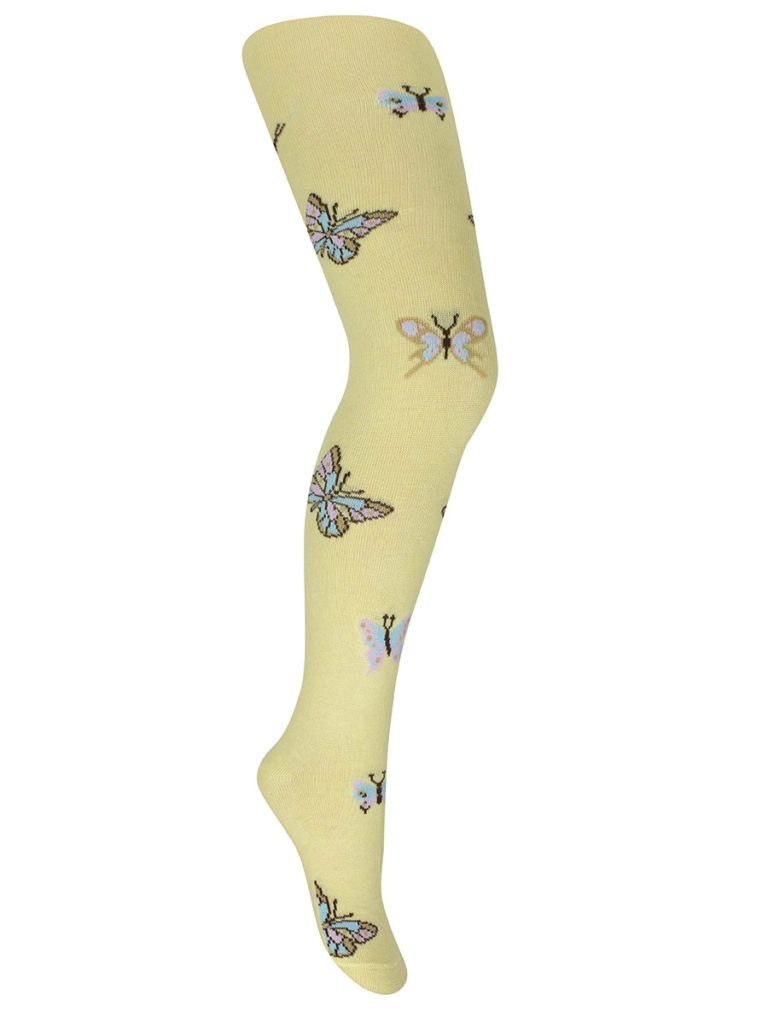 "Tights with a pattern ""Butterfly"""