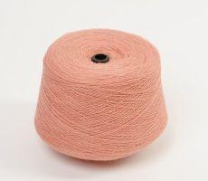 Wool yarn in reels and bundles