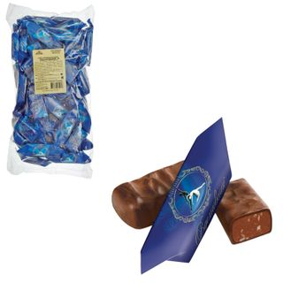 INSPIRATION / Chocolate praline candies with hazelnuts, 1000 g, packet