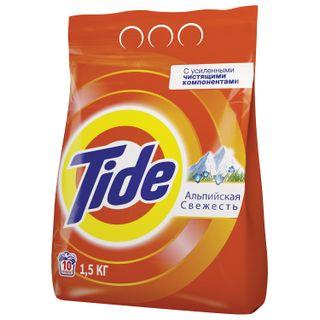 "Automatic washing powder TIDE (Tide) ""Alpine freshness"" 1.5 kg"