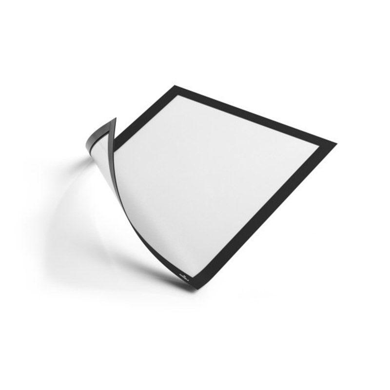 Durable / Information frame Duraframe Magnetic, A4 Black
