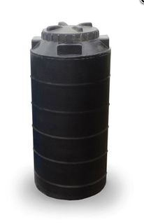 Plastic tank 500 liters vertical cylindrical