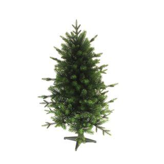 "KING FIR-tree / Artificial spruce ""Fabulous premium"", 125 cm, green"