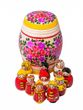 Toys 'the Tale of Tsar Saltan' - view 2