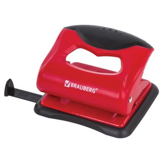 Hole punch BRAUBERG