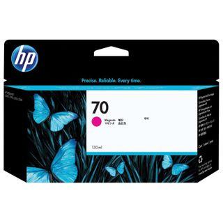 HP DesignJet Z2100 / Z5200 / Z5400 Inkjet Cartridge # 70 Magenta Original