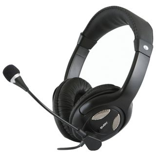 SVEN / Headphones with microphone (headset) AP-670MV, wired, 2.5 m, with headband, black