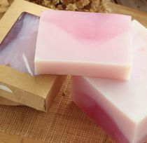 Delicate Lilac whetstone 500g - handmade soap with the aroma of lilac