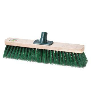 SVIP / Technical cleaning brush, width 40 cm, bristles 6.5 cm, wooden, European thread