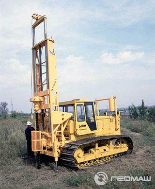 Drilling rigs series USH