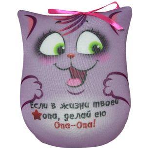 "Anti-stress toy ""Cat card"" mini 3(OPA-PA)"