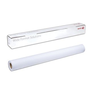 Roll for plotter, 914 mm x 46 m x bushing 50.8 mm, 90 g/m2 CIE whiteness 164%, XEROX Inkjet Monochrome