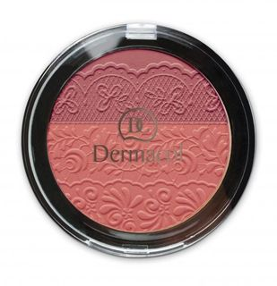 Two-color blusher No. 2 , Dermacol Duo blusher