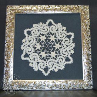 "Panels dekorativnoe Lacy ""snowflake"""