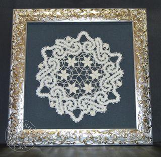 Panels dekorativnoe Lacy