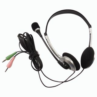 SVEN / Headphones with microphone (headset) AP-010MV, wired, 2 m, with headband, black